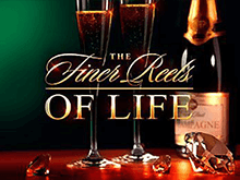Играть в автомат The Finer Reels of Life онлайн