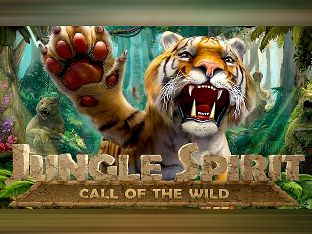 Автомат Jungle Spirit: Call Of The Wild от компании NetEnt
